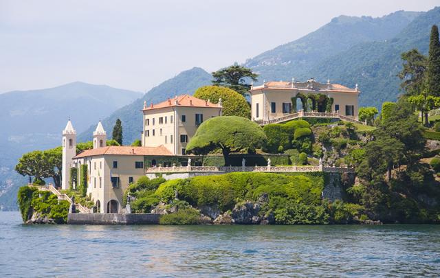 Hotel san giuseppe cernobbio como the ideal point of for Villa d este como ristorante
